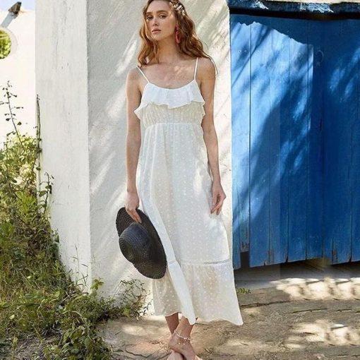 Hippie chic Kleid für Frauen